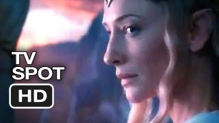The Hobbit: An Unexpected Journey TV SPOT - Smaug (2012) - Peter Jackson Movie HD