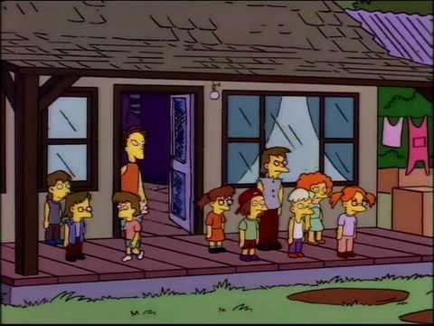 Cletus Simpsons