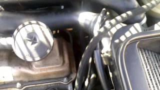problème démarrage moteur Intercooler TURBO diesel GOLF 2