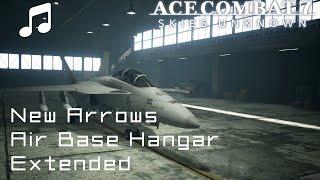 """New Arrows Air Base Hangar"" (Extended) - Ace Combat 7 Original Soundtrack"