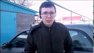 Замена тормозных колодок. Лада Калина (18+)