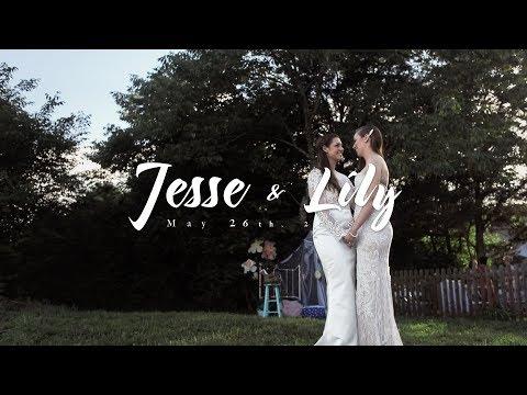 Jesse & Lily / Wedding Preview