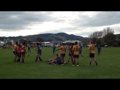 Match Highlights - Tigers vs He Tauaa - Rnd 8