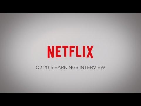 Netflix Q2 2015 Earnings Interview