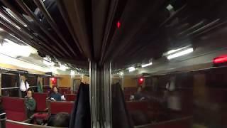 【秩父夜行】臨時急行 三峰号 ノーカット全区間車窓 秩父鉄道 団体列車