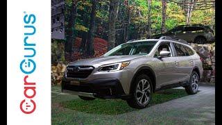 2020 Subaru Outback | 2019 New York Auto Show