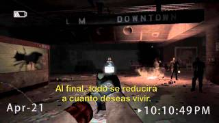 I Am Alive  Encuentros Gameplay Trailer HD