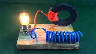 New Electric 2019 Free Energy Generator Using Magnet For Real Experiment 100%