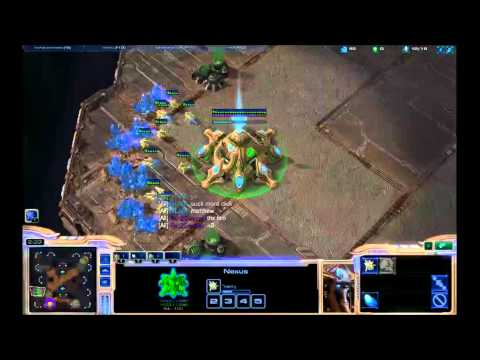 StarCraft 2: Live Stream - CombatEX [P], Deezer [Z] - 2v2 Game 7