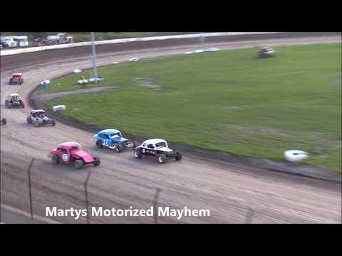 Mohawk International Raceway Vintage Super Series Heat 3 August 23