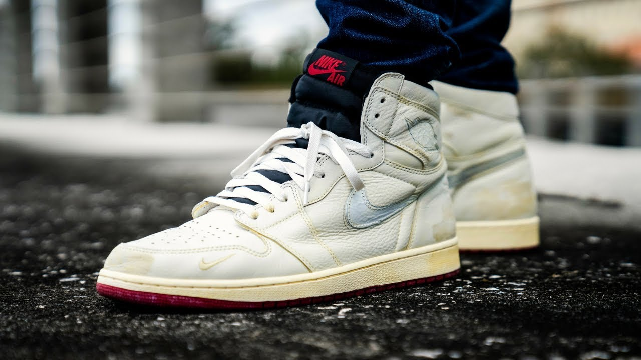 low priced 4c78c 20dde HOW GOOD IS THE NIKE AIR JORDAN 1 NIGEL SYLVESTER?