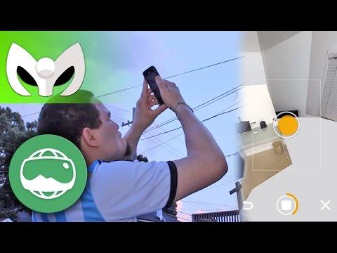 Google Sphere: Fotos verdaderamente en 360º #JuevApps