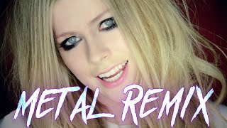 Video Avril Lavigne - Here's To Never Growing Up - Metal Remix download MP3, 3GP, MP4, WEBM, AVI, FLV Juli 2018