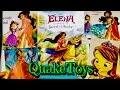 QuakeToys Story Time Disney Elena and the Secret Of Avalor Book Sofia the First Secret Library