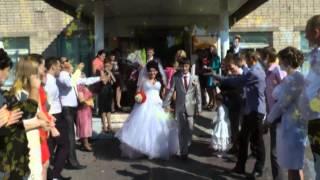 Порецкое.Свадьба Сергея и Юлии 22.09.2012 год.