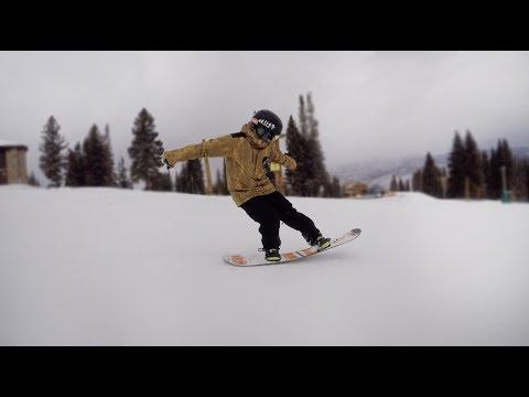 Snowboarding Beaver Creek Colorado - (Season 3, Day 30)