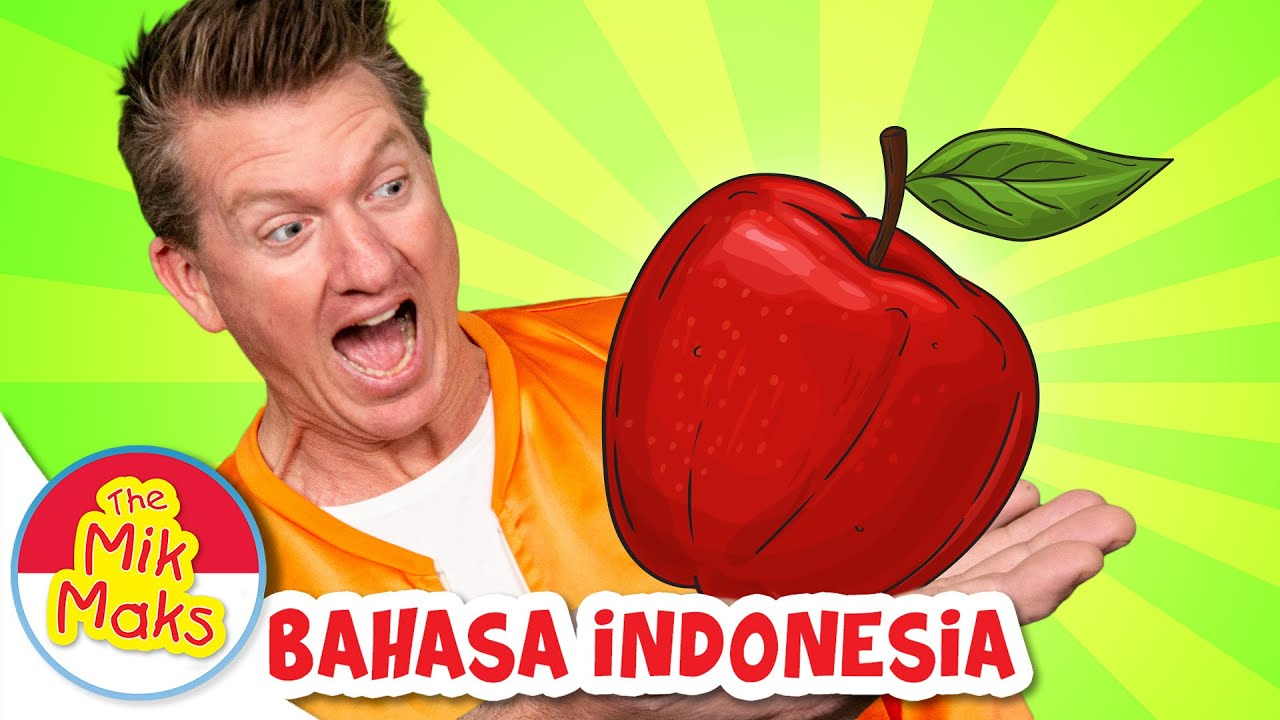 Lagu Buah-buahan Yang Enak   Lagu dan Sajak Anak-anak   The Mik Maks Indonesia
