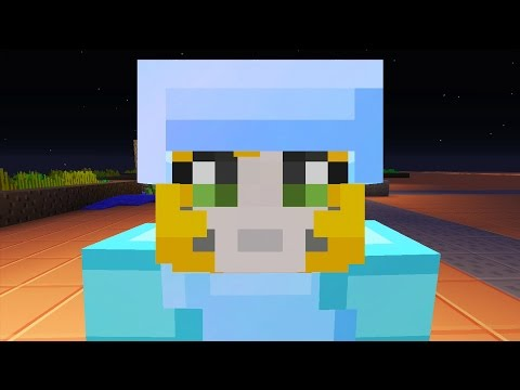 Minecraft Xbox - Stampy Flat Challenge - Exploring The World  (17)