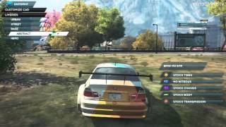 Все DLC машины с игры Need For Speed Most Wanted 2012