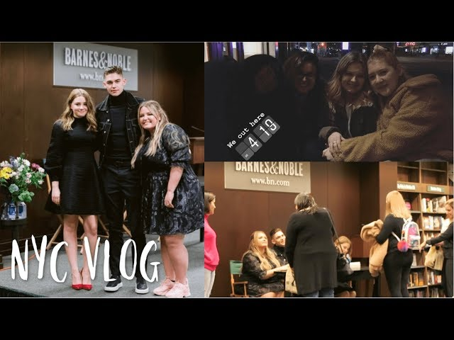 MEETING HERO, JO & ANNA | NYC VLOG