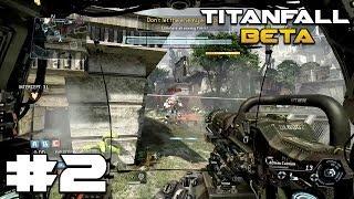 Titanfall HD Attrition Gameplay #2 (Xbox One 360 PC) [1080p]