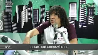 ¡No se guardó nada! Carlos Vílchez habló de todo con Alan Diez