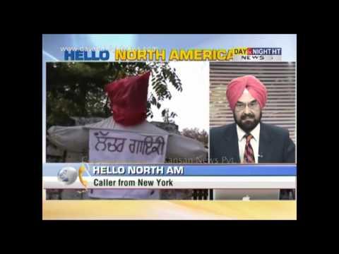 Hello North America - Vulgarity in Punjabi Music - 15 May 2013