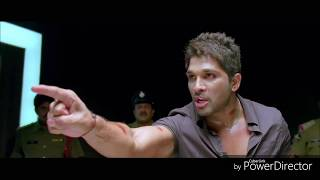 Allu arjun top 4 dialogues in hindi