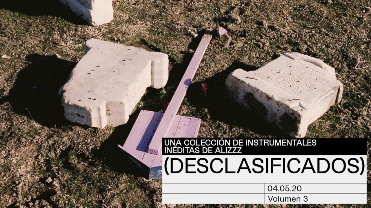 Alizzz - Desclasificados Vol. 3 (Instrumental)