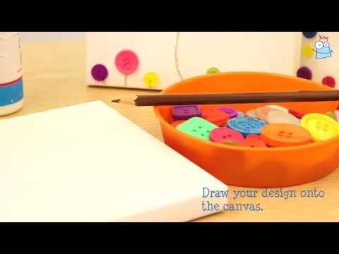 How to make a button canvas
