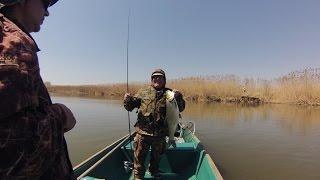 Поездка в Астрахань на рыбалку. База Иголка 199.(Апрель 2015 года. Ловля жереха весной на Волге. Рыболовная база Иголка 199. Осенью 2016 поехали на базу