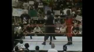 Stone Cold Steve Austin and Billy Gunn vs Kane and Undertaker Raw 9/21/1998