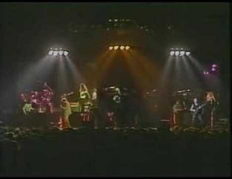 Kansas - Sparks of the Tempest (Live 1982)
