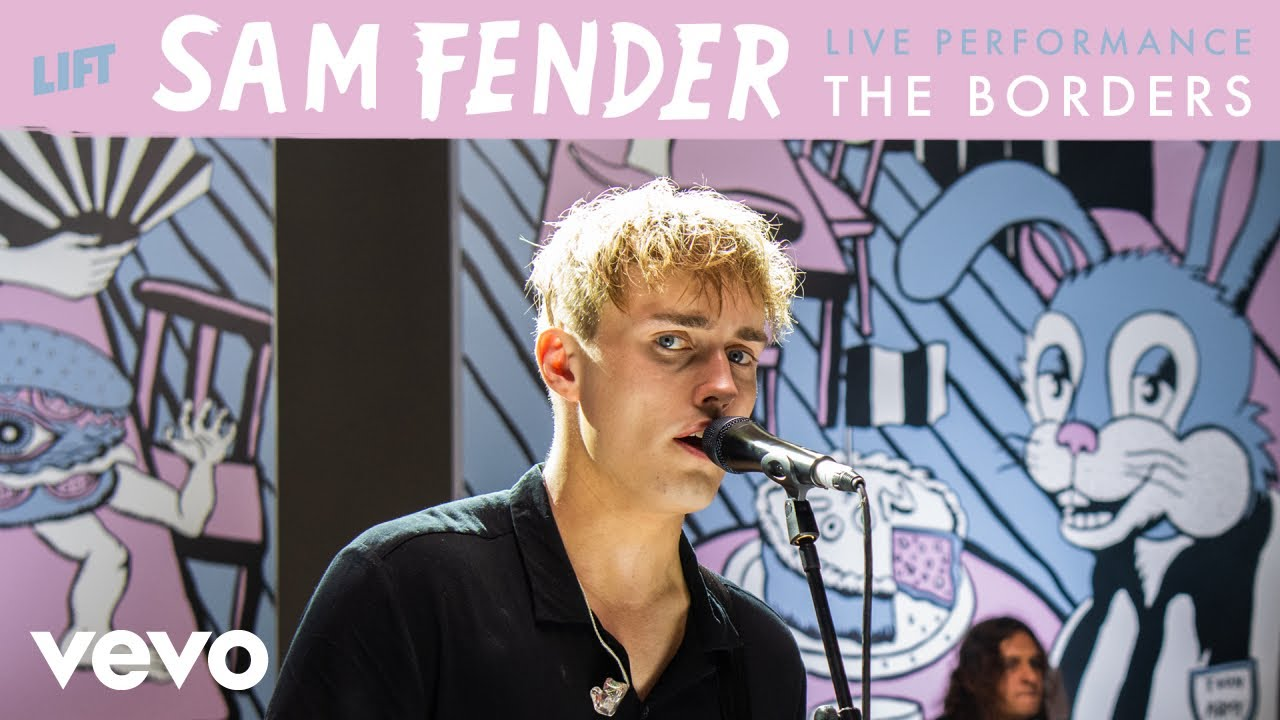 Sam Fender - The Borders (Live) | Vevo LIFT