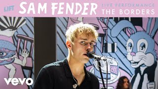 Gambar cover Sam Fender - The Borders (Live) | Vevo LIFT