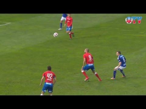 Highlights: HIF - GIF Sundsvall 2-0