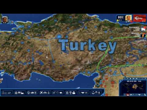 Geopolitical Simulator 4 - Power & Revolution - Türkiye #3