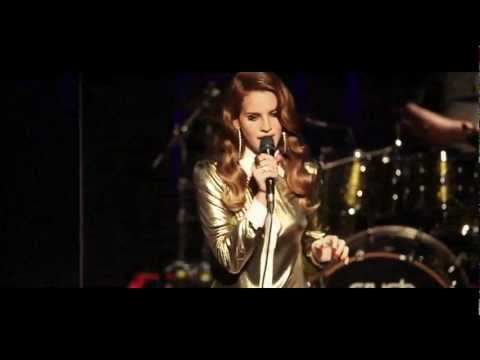Lana Del Rey performs Radio live at The Scala Club [Lanaboards.com exclusive]