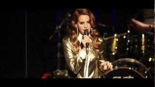 Lana Del Rey performs Radio live at The Scala Club [Lanaboards.com exclusive]