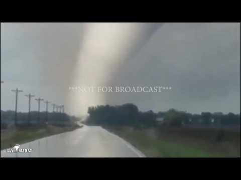 Kris Fagan  Salina, KS  Large Stovepipe Tornado  October 7th, 2016 NFB