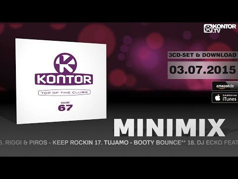 Kontor Top Of The Clubs Vol. 67 (Official Minimix HD)