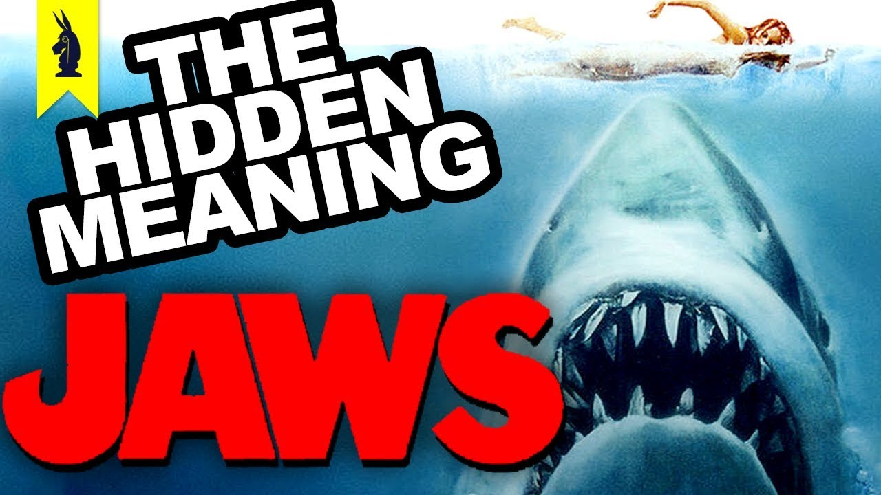 The Hidden Meaning In Jaws Earthling Cinema Youtube