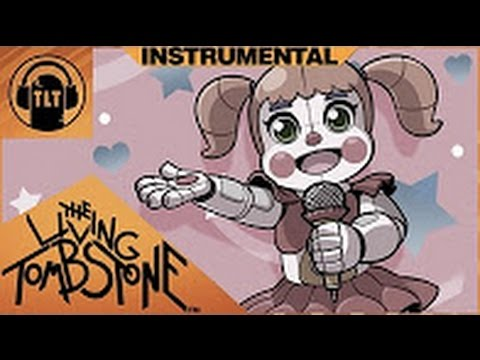 The Living Tombstone - I Can't Fix You (Instrumental)【1 HOUR】