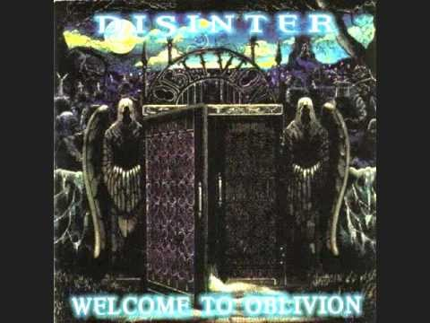 Disinter - Field Of Screams - Welcome To Oblivion