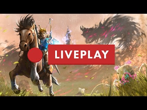 The Legend of Zelda: Breath of the Wild  | 🔴 LIVEPLAY