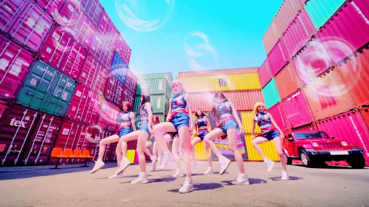 This is a clip korean dancing  girls ......Pls. like and subscribe