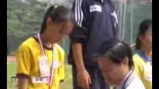九龍西區學界田徑比賽   佐敦道官立小學 田徑隊 頒獎  0