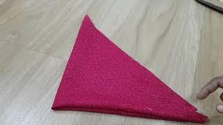 Mega Sleeves ki Cutting | Cutting  of Mega Sleeves in Hindi