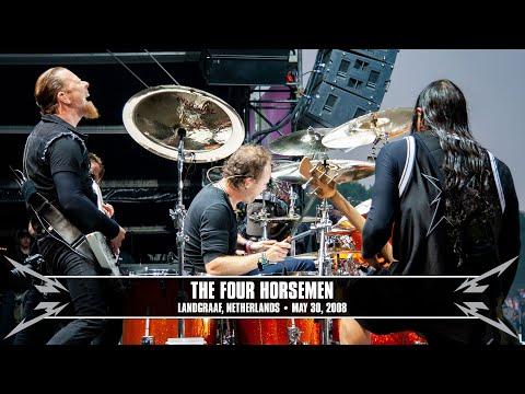 Metallica: The Four Horsemen (MetOnTour - Landgraaf, Netherlands - 2008) Thumbnail image