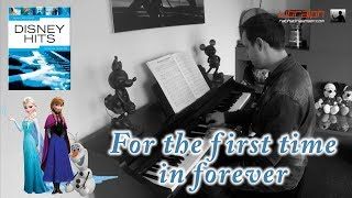 6. For the first time in forever / DISNEY HITS - Really easy piano